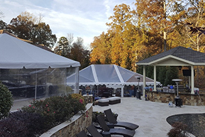 Event Tent Rentals In Cary And Raleigh Durham Nc