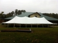 Where to rent 40 x 100 POLE TENT, WHITE-EU in Cary NC