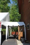 Where to rent 9 X 10 MARQUEE, WHITE in Cary NC