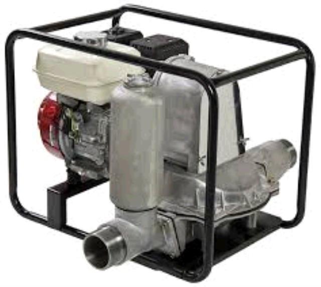 Pump mud hog 3 inch gas w/ hoses rentals Raleigh NC   Where